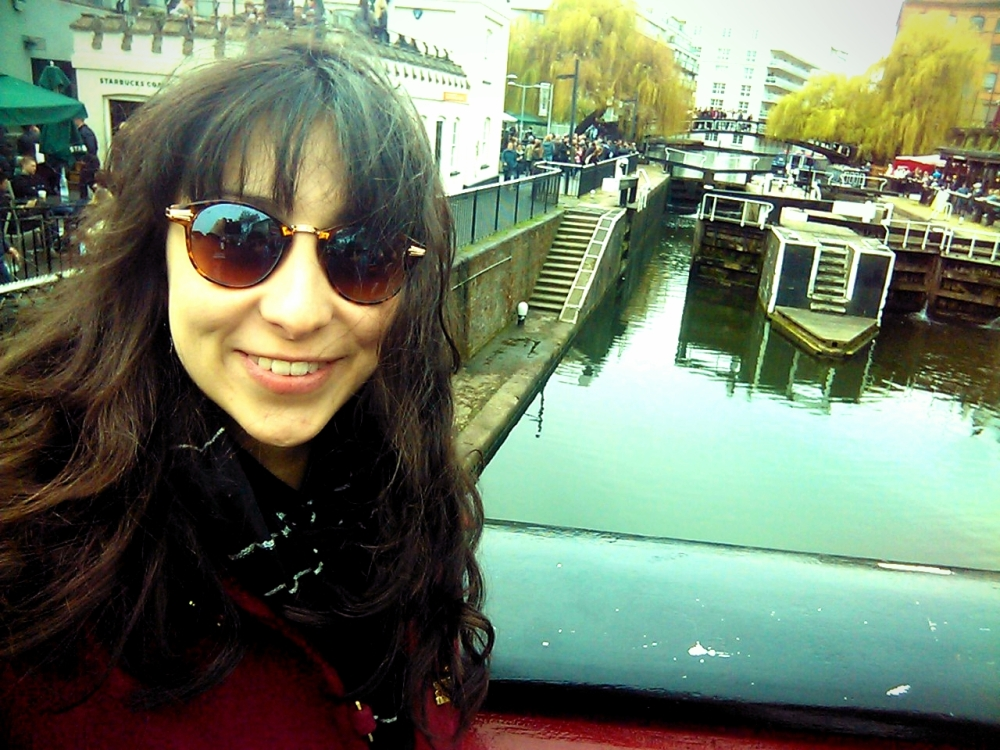 Canals make me smile.
