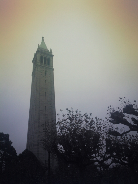 Campanile in Berkeley .