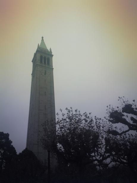 Campanile in Berkeley .