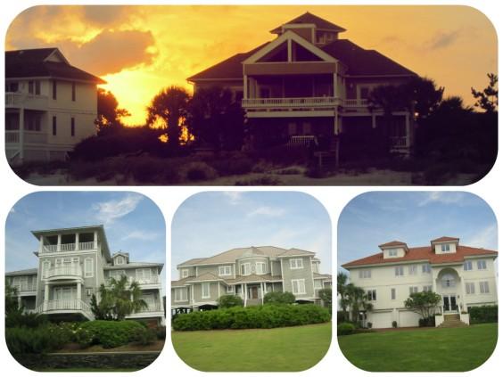 Houses of Figure 8