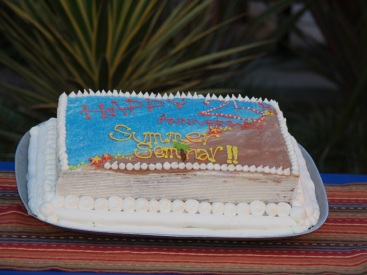 Celebrating 25 years of Summer Seminar!