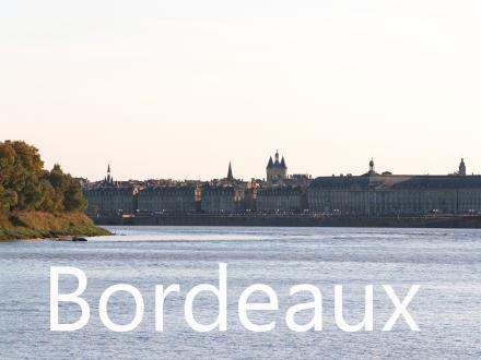 Back in Bordeaux