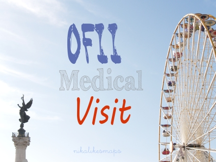 OFII Medical Visit for Language Assistants in Bordeaux