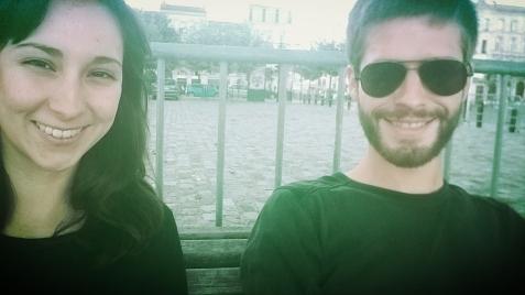 At the quai