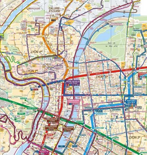 Lyon transportation