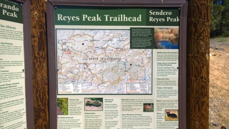 Reyes Peak 05