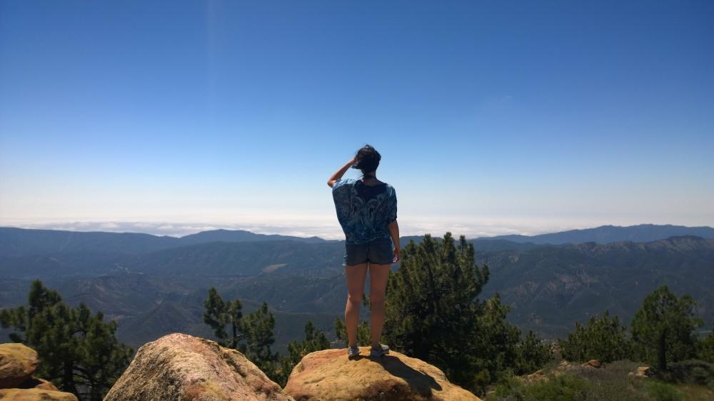 Reyes Peak 14