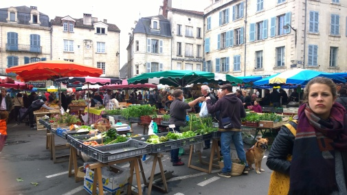Market in Perigueux